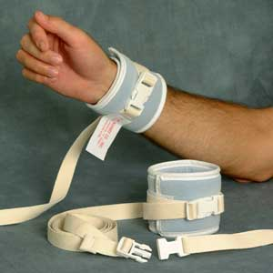 EMAdamsCo.Com - Quick Release Single Strap Cotton Limb Holder