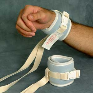 EMAdamsCo.Com - Quick Release Double Strap Cotton Limb Holder